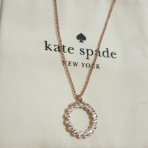 NWT rose gold nacklace